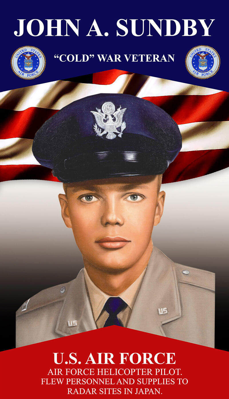 John A Sundby Veteran S Honor Banner Project